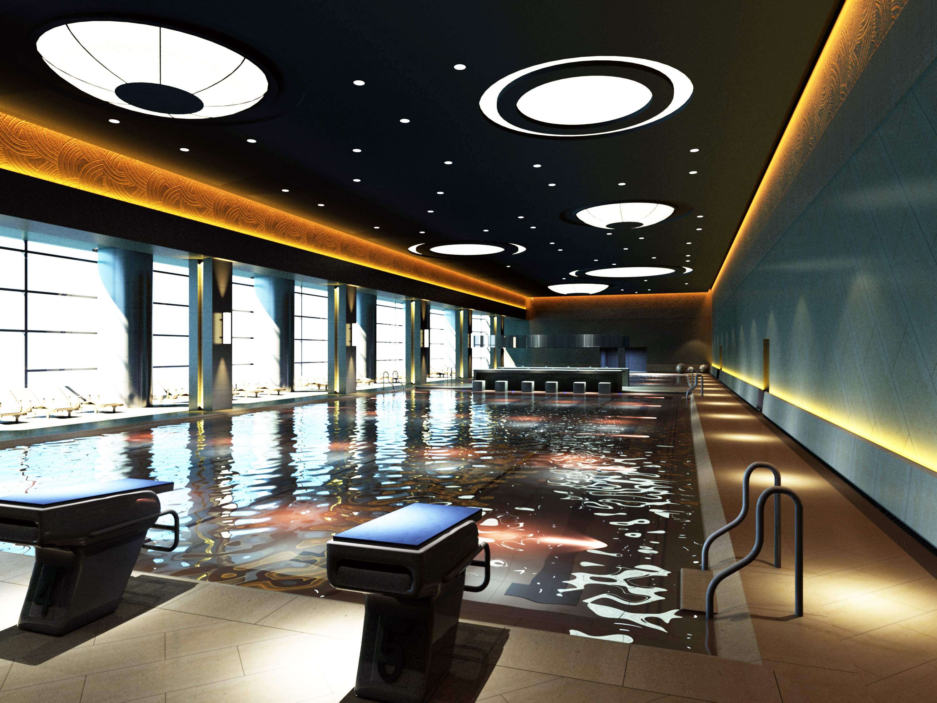 Singapore gym design and renovation