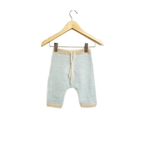 Pantalón tejido - Pieza única