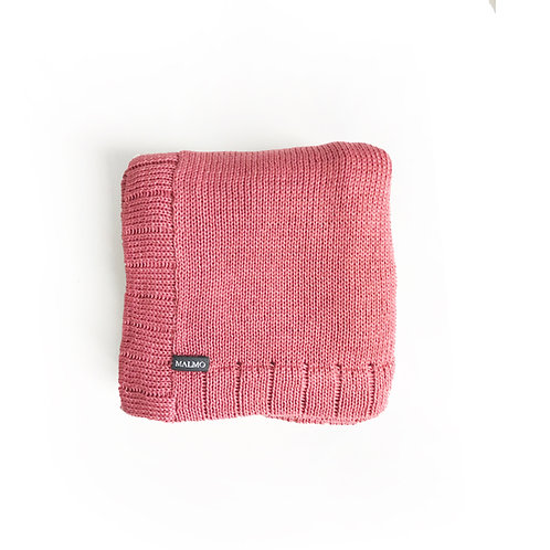 Manta tejida hilo de algodón