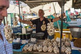Street market delights