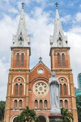 Ho Chi Minh's Notre Dame