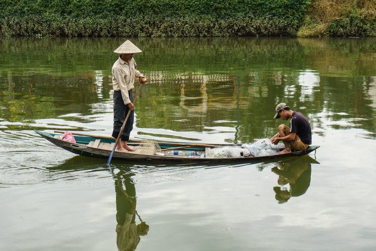 Return of the fisherman