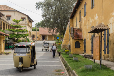 The Walls of Galle