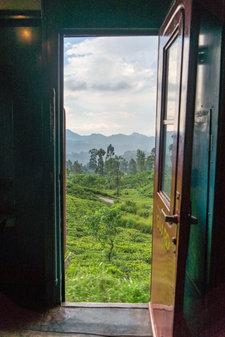 Train scenes