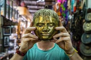 Cambodian bronzer