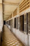 Tuol Sleng classrooms