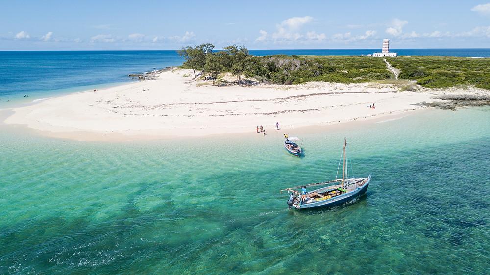 Ilha de Goa White Sand