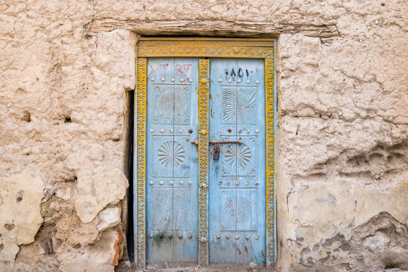 The Doorways of Nizwa