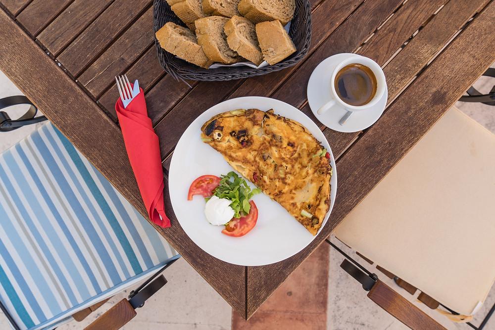 Gradska Kafana - Breakfast