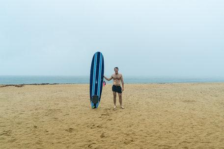 Gnarly Liberian waves