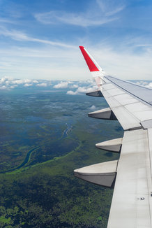 Landing in Siem Reap
