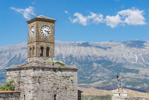 Gjirokastër views