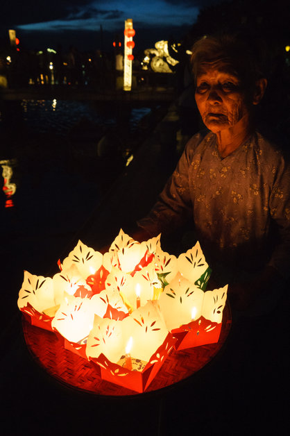 Nighttime spoils of Hoi An