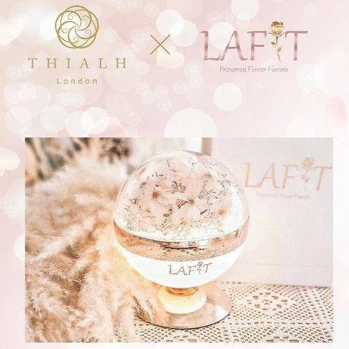 LAFIT  x THIALH 櫻花燈及許願池系列