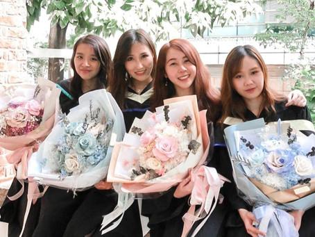 [畢業花季來] 第一次買花嗎?不用緊張~六個尖沙咀畢業照拍攝好去處