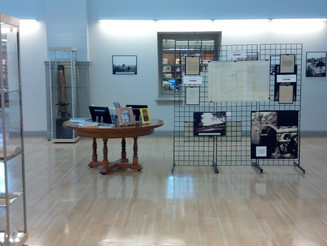 90th Anniversary Archive Items on Display at Martin Memorial Library