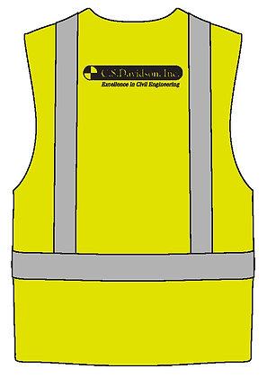 Reflective Vest (mesh)