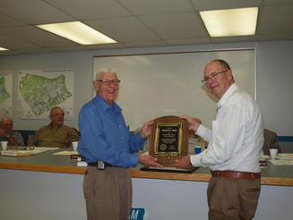 Richard G. Resh Honored