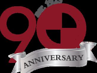 We're Celebrating 90 Years!