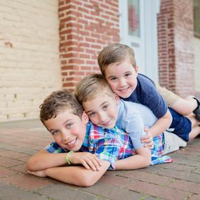 WESTBROOK BOYS : FAMILY
