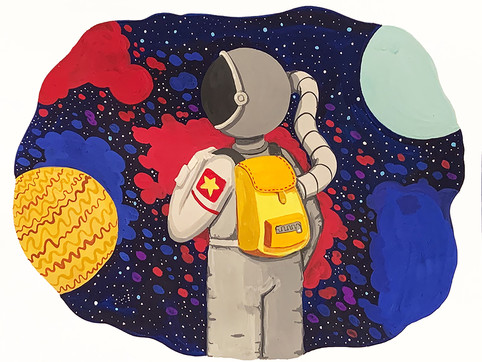 What do Astronauts Bring to Space?