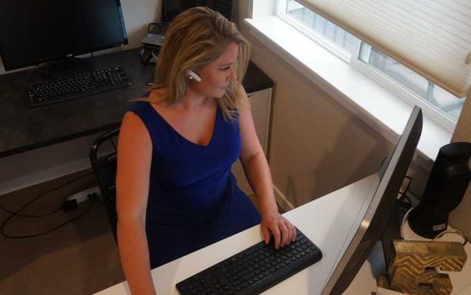 """""""Despite the uncertainty, general business still seems to be moving forward as usual on the recruiting side of my desk,"""" said Erin Rose Baggott, of Denver-based Executive Search Placements, which serves the municipal bond industry."""