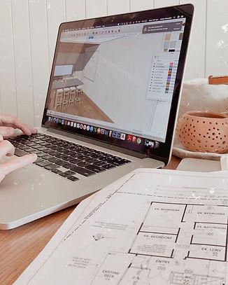 Kitchen design, floor plan, interior designer, NSW, sketch up, 3d design, building design