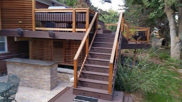Composite Deck / Outdoor Bar