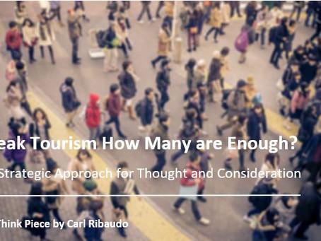 Peak Tourism a Strategic Approach White Paper