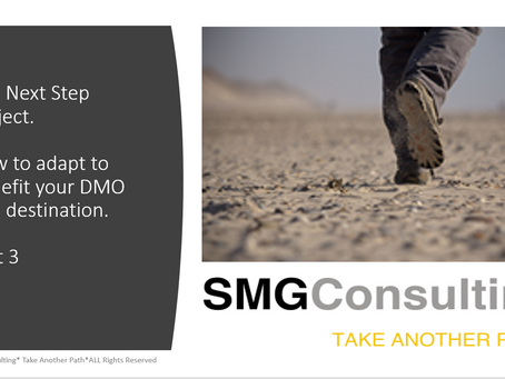 The Next Step Project: How to Adapt to Benefit Your DMO and Destination Part 3:Transforming