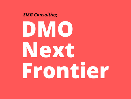 DMO Next Frontier: Are DMO's Missing the Pause?