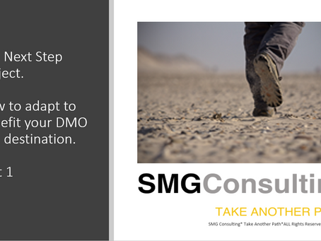 The Next Step Project: How to Adapt to Benefit Your DMO and Destination Part 1