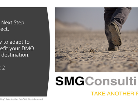 The Next Step Project: How to Adapt to Benefit your DMO and Destination Part 2