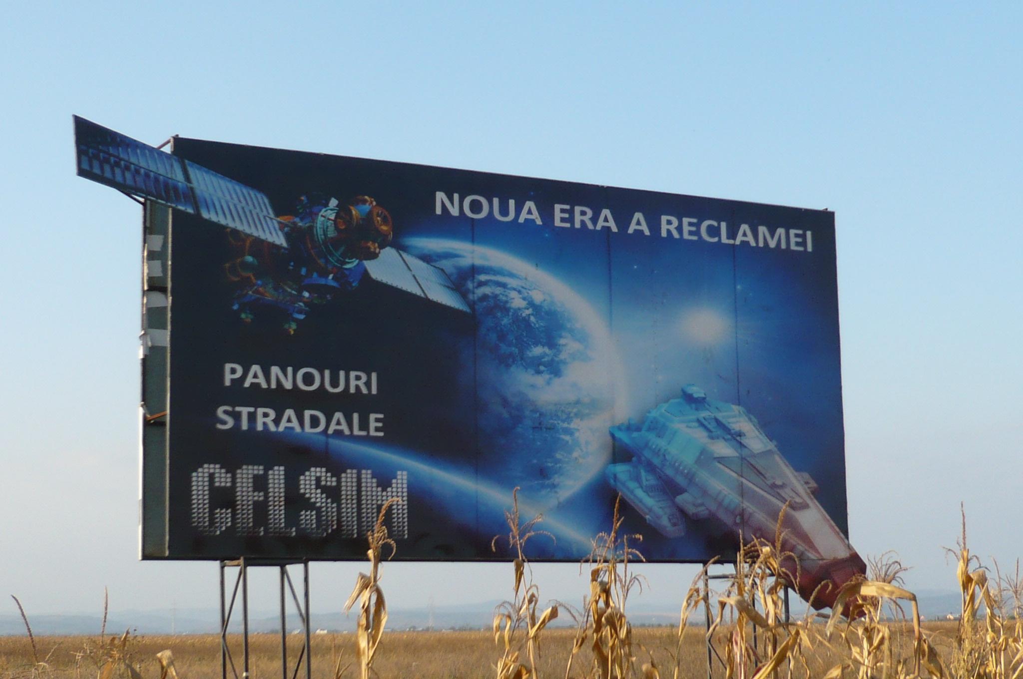 PANOU STRADAL