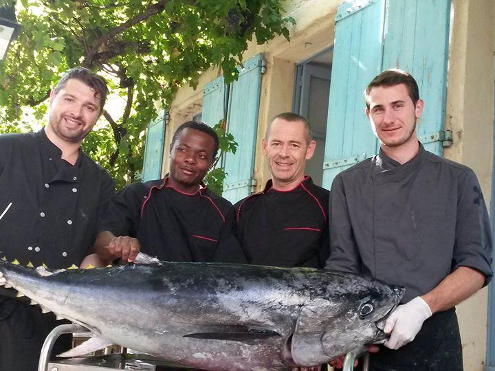 45kg de thon rouge de Méditerranée à dég