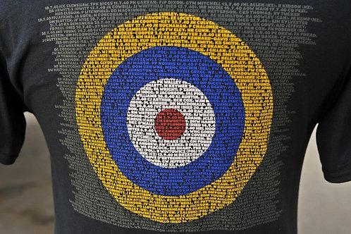 BATTLE OF BRITAIN ROUNDEL T-SHIRT