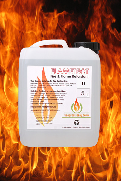 Annual Audit MGN453 Fire Retardant
