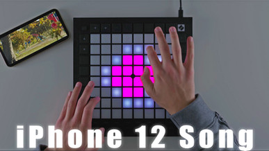 iPhone 12 Song