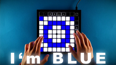 Eifel 65 - I am Blue (Da Ba Dee)