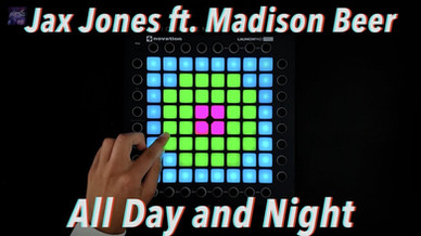 Jax Jones ft Madison Beer - All Day And Night
