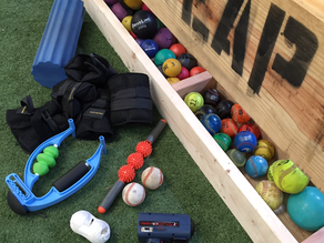 ASMI Weighted Baseball Study: Well intentioned, yet unfortunately useless.
