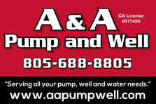 A & A Pump and Well