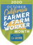 California Farmer and Farmworker Month celebrates contributions of people who work in agriculture
