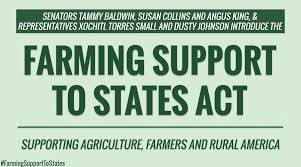 Farming to Support States Act responds to unmet needs of agriculture