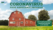 USDA adds more eligible commodities for Coronavirus Food Assistance Program