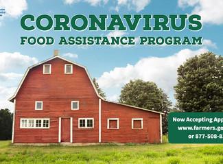 USDA adds more eligible commodities for Coronavirus Food Assistance Program