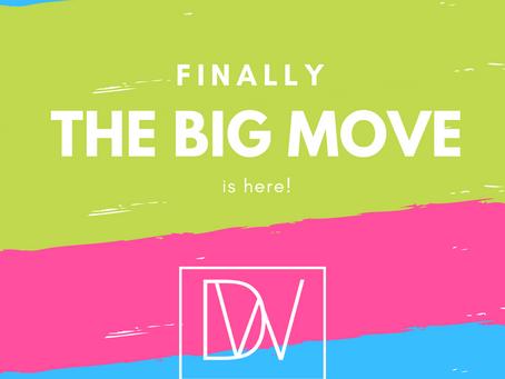 The Big Move!