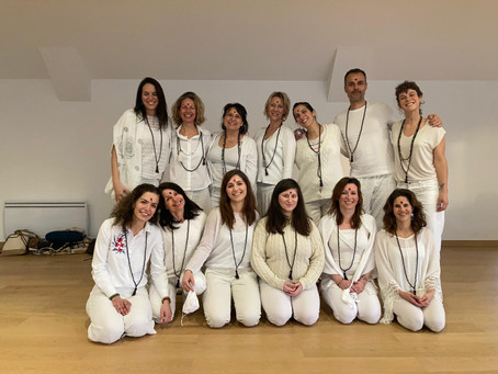 Anahata Sangha yoga teacher training