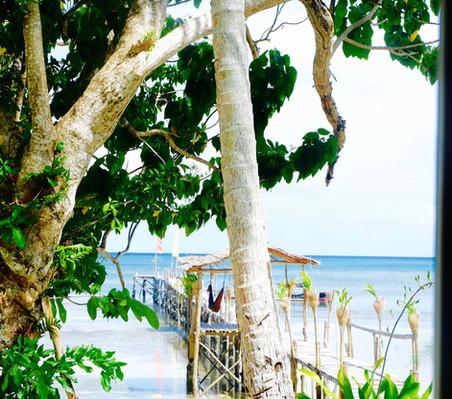Bachfront Bungalow Togian Islands Poki Poki