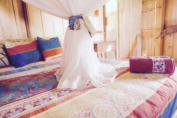 Kingsizebed Hotel Togian Isalnds Poki Poki